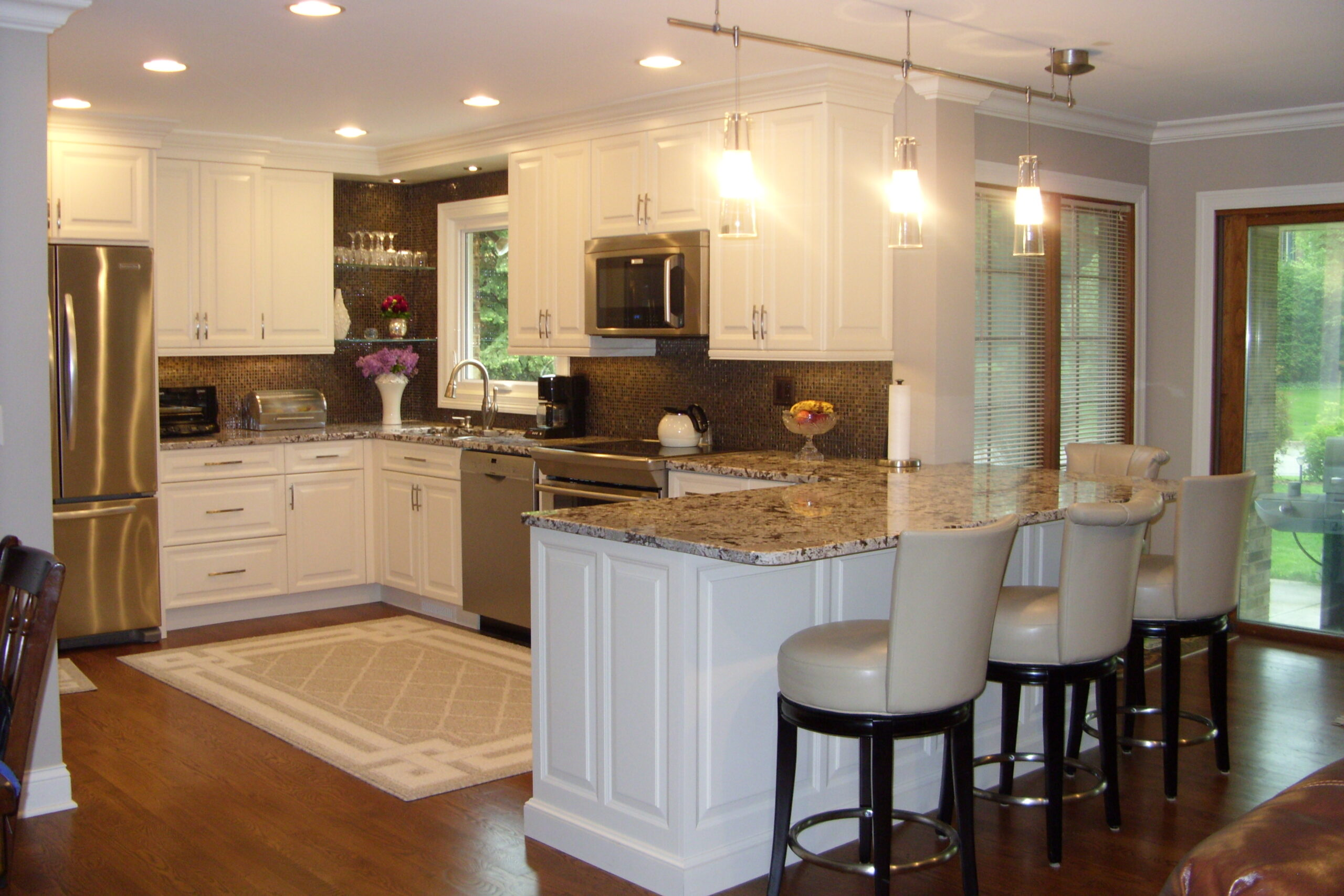 Dds design services for Kitchen ideas ranch style house